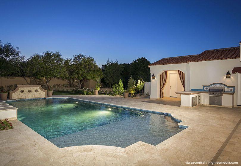 Michael Phelps' House