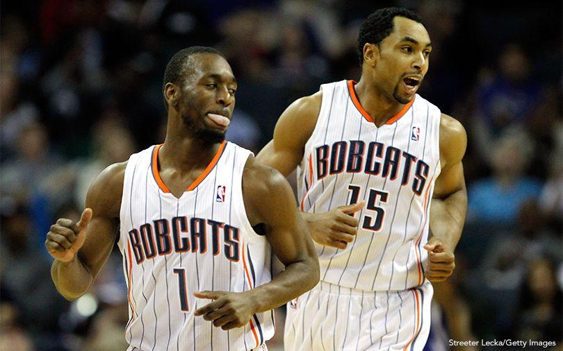 2012 Charlotte Bobcats