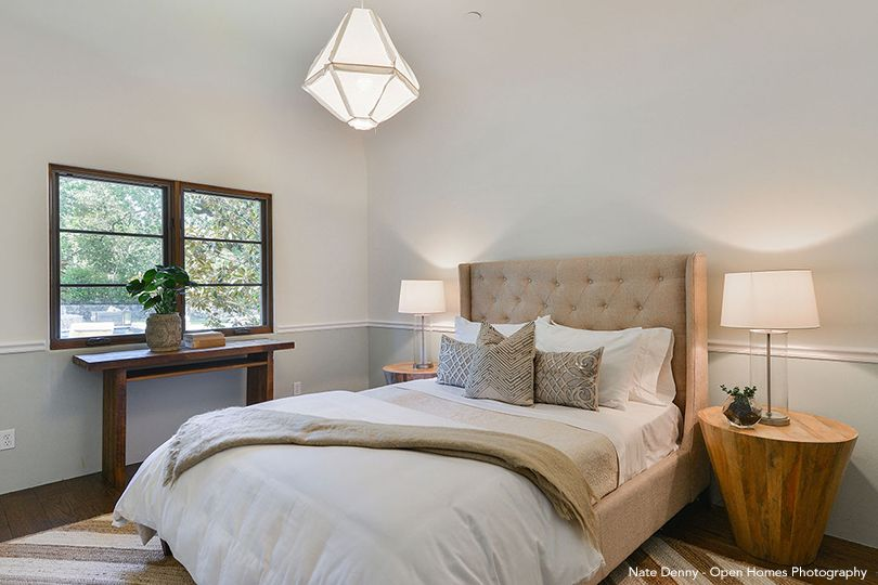 Stephen Curry's Second Bedroom