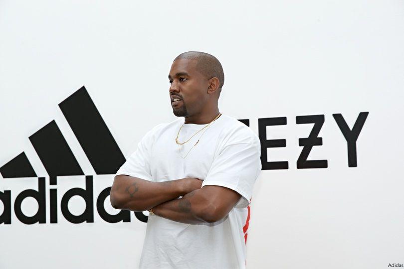 Adidas, Kanye West