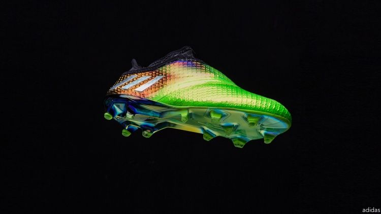 Adidas Honors Lionel Messi With 100