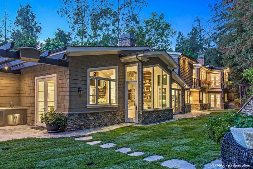Pete Sampras' House