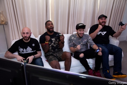 Kyrie Irving, Call of Duty