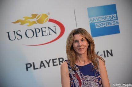 Monica Seles, US Open