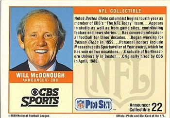 Will McDonough