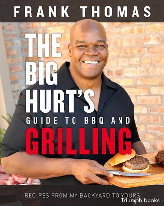 Frank Thomas Grilling Book