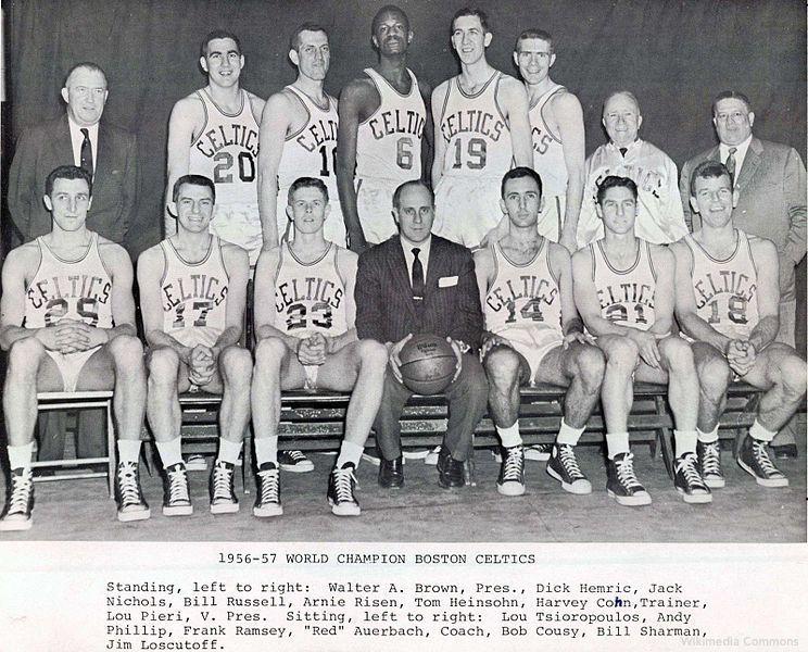 1957 Boston Celtics