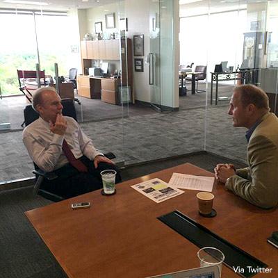 Staubach Hennings Interview