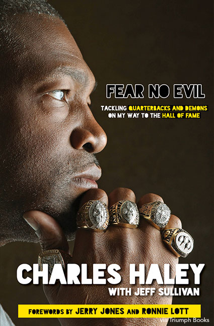 Charles Haley Book Cover