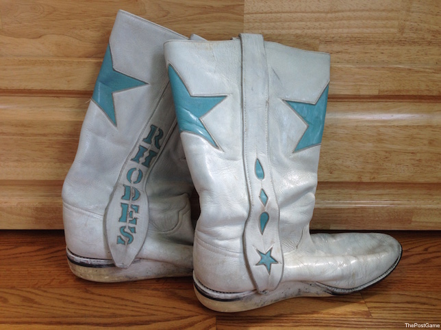 Dusty Rhodes Boots