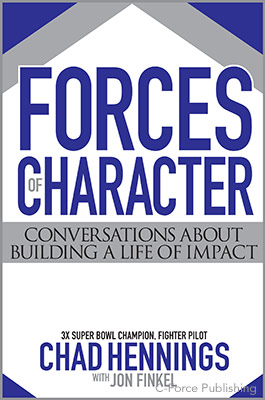 Forces Of Character Book