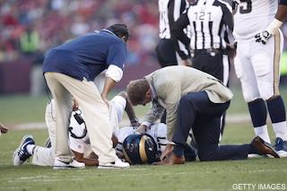 Jake Long Concussion
