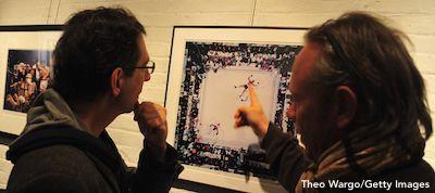 Neil Leifer Gallery Display