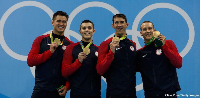 US Freestyle Relay Team