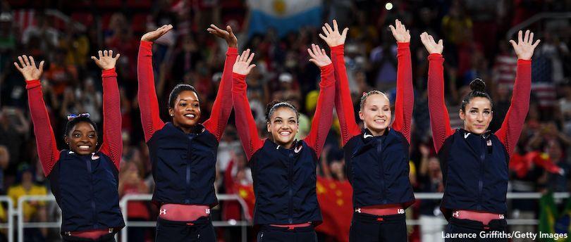 US Women Gymnastics Team
