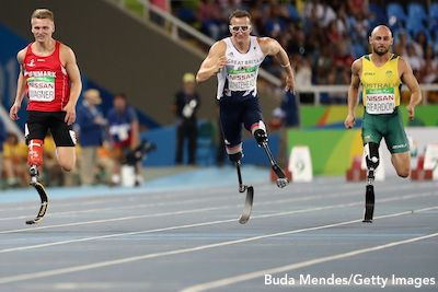 Paralympic Track
