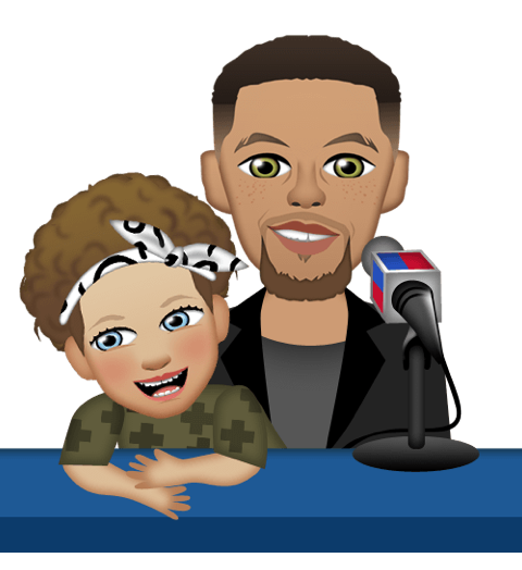 Riley Curry, Stephen Curry