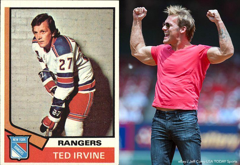 Ted Irvine, Chris Jericho