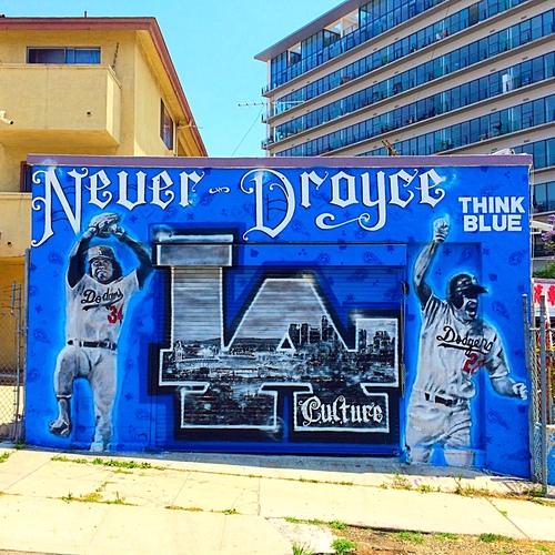 Dodgers Mural
