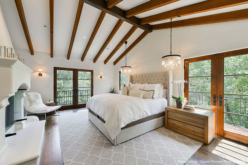 Stephen Curry's Master Bedroom