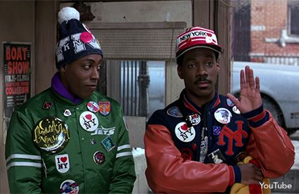 Coming To America Starter Jackets