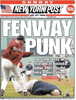NY Post Cover Martinez Zimmer
