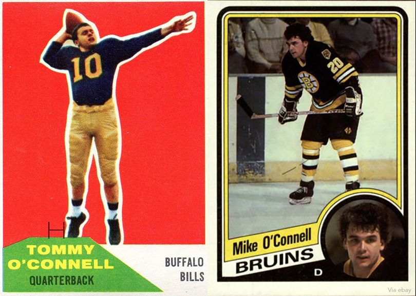 Tommy O'Connell, Mike O'Connell