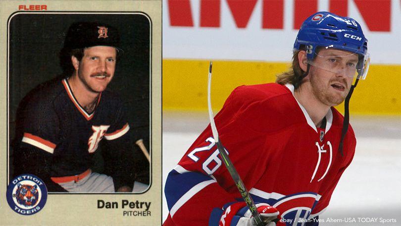 Dan Petry, Jeff Petry