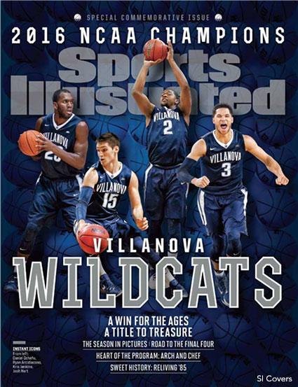 Villanova SI Cover