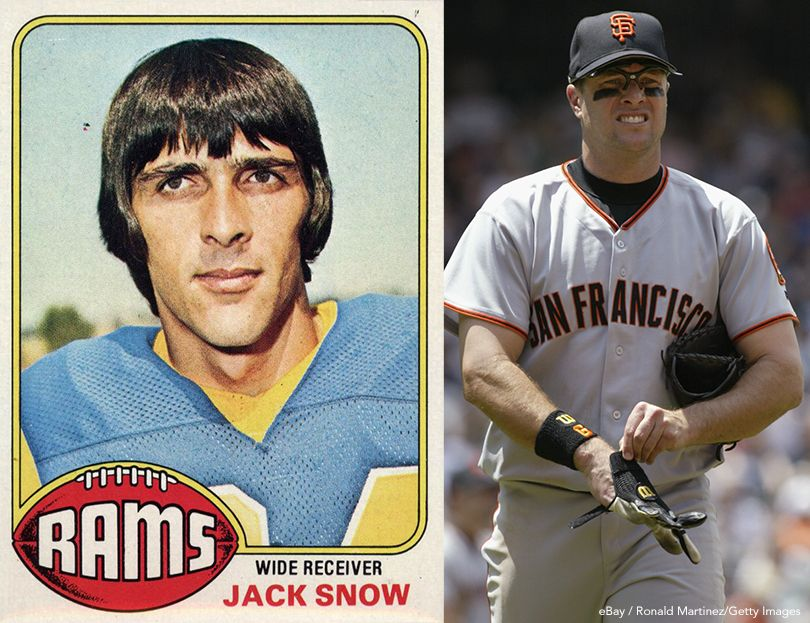Jack Snow, J.T. Snow