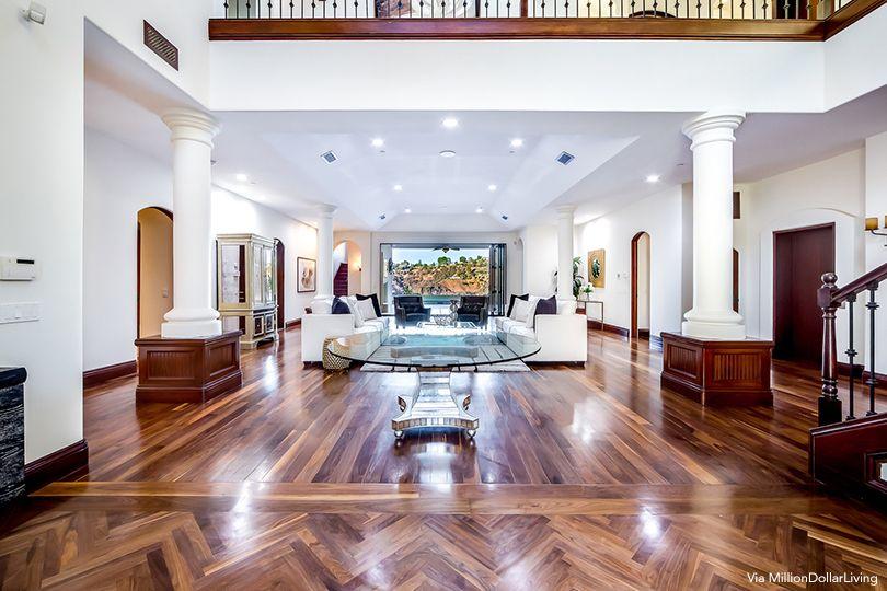 Chris Paul's House