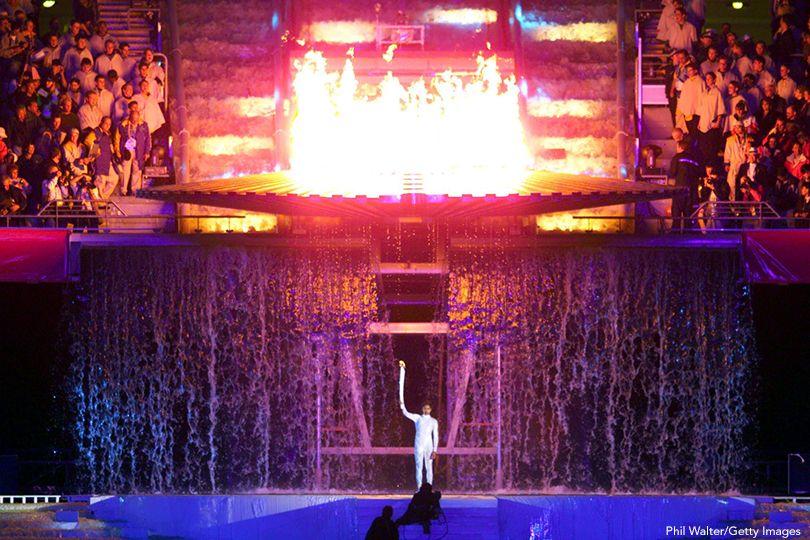 Sydney Olympics Opening Ceremony