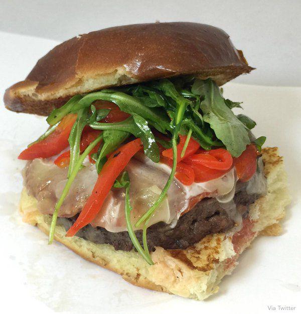 The Delly Burger