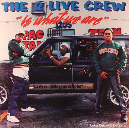 2 Live Crew Album Cover