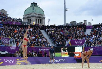 Kerri Walsh Jennings Misty May-Treanor Olympics