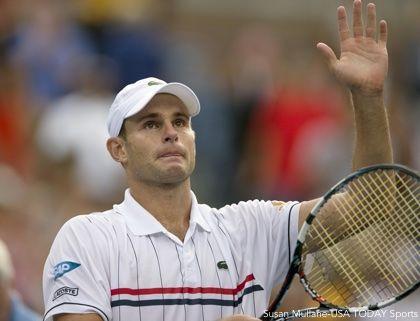 Andy Roddick, US Open