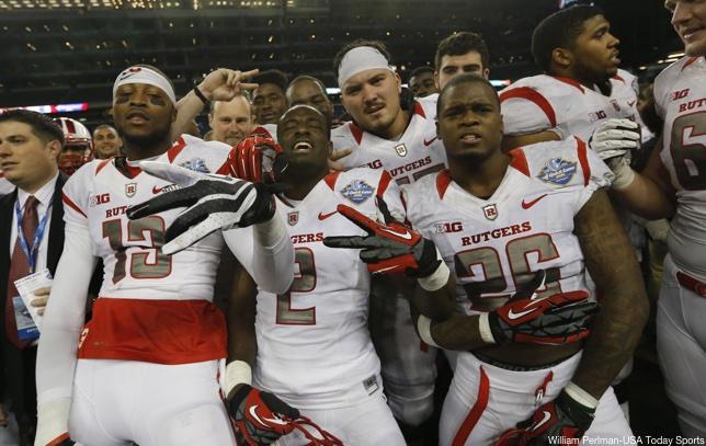 Rutgers Celebration