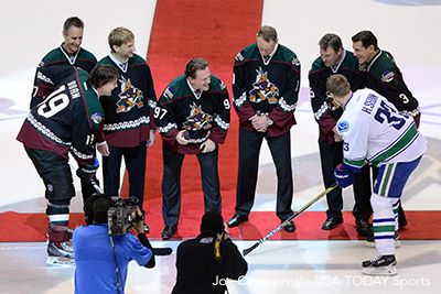 Roenick Coyotes