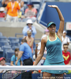 Madison Keys Wave