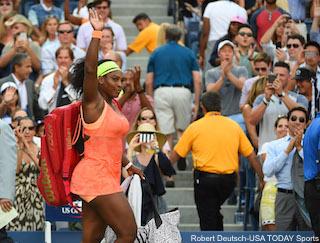 Serena Williams Wave
