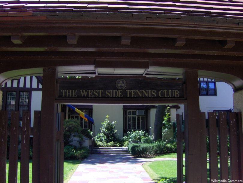 The West Side Tennis Club