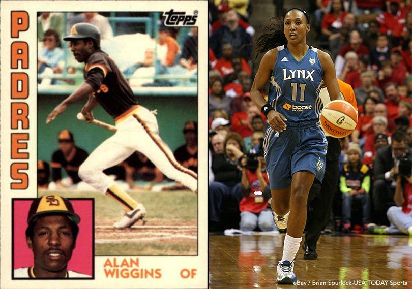 Alan Wiggins, Candice Wiggins