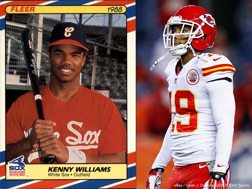 Kenny Williams, Kyle Williams
