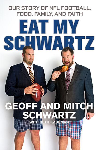 Eat My Schwartz Book Cover