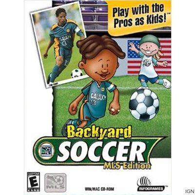 Cobi Jones, Backyard Soccer
