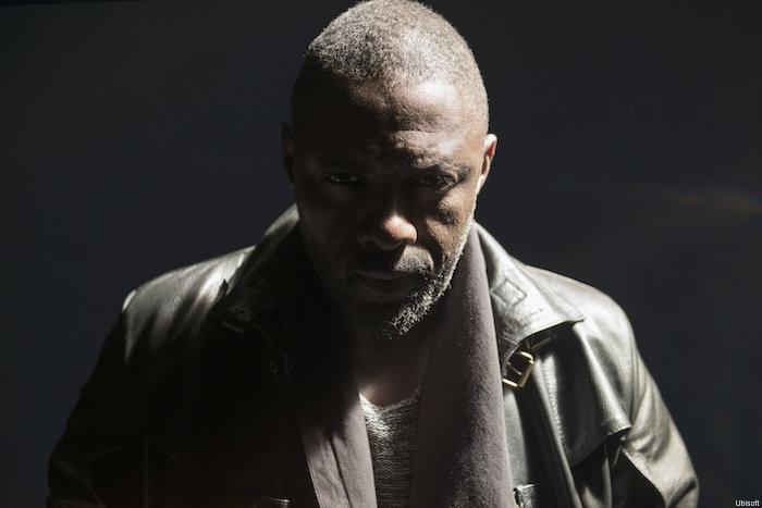 Idris Elba Stare