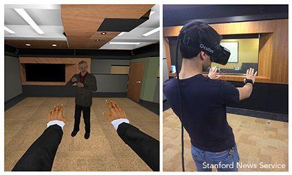 Stanford VR Empathy Training