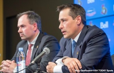 Ottawa Senators Coach and Manager