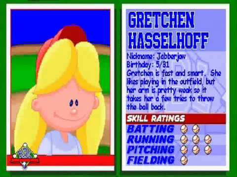 Gretchen Scouting Report