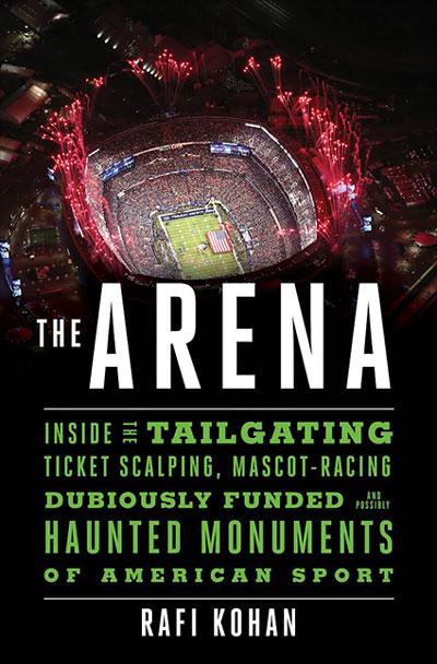 The Arena Book Cover